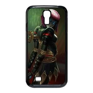 Samsung Galaxy S4 9500 Cell Phone Case Black League of Legends Bladecraft Orianna LOL-STYLE-8417