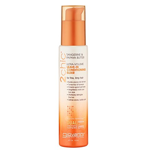 Giovanni 2chic Ultra-Volume Leave-In Conditioning Elixir wit