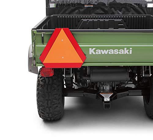 (Kawasaki KAF00-015 Slow Moving Vehicle Sign)