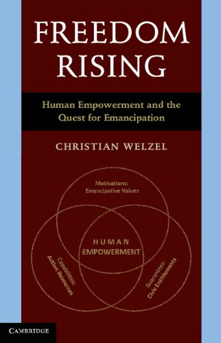 Freedom Rising: Human Empowerment and the Quest for Emancipation (World Values Surveys)