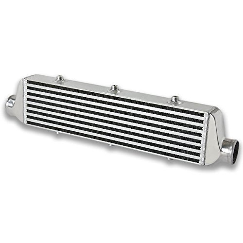 "Used, Universal Aluminum Intercooler (27.25"" X 7"" X 2.75"") for sale  Delivered anywhere in USA"