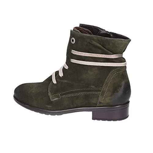 b72550ee3255 Desert Vert Boots forest Ara 66 Liverpool Femme q46ppC