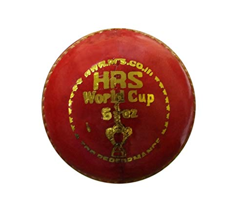 HRS World Cup Cricket Leather Ball