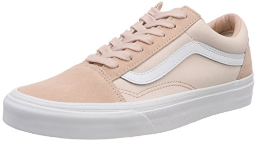 Old Zapatillas Vans Rosa Skool Suiting Unisex Adulto Owfa0qf