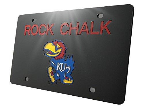 WinCraft Kansas, University of S25187 Specialty Acrylic License Plate