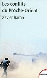 Les conflits du Proche-Orient