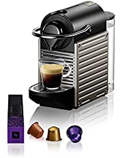 Nespresso C61 Pixie, Titan