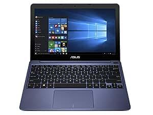 "ASUS E200HA-FD0004TS - Portátil de 11.6"" (Atom x5 Z8300, 2 GB de RAM, tarjeta gráfica integrada) azul oscuro - Teclado QWERTY Español"
