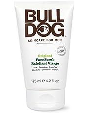 Bulldog Skincare Original Exfoliating Face Scrub for Men, 125 mL