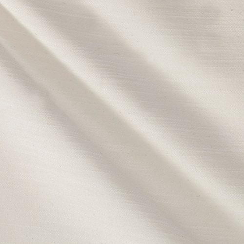 Fabric 0452899 Stretch Slub Denim White Yard