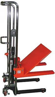 Dayton 4ECW7 Hydraulic Lift, Max Lifting H 59 In. by Dayton