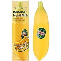 Banana Hands Milk TonyMoly Crema Para Manos 40 Grs