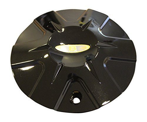 Baccarat Phang Gloss Black Wheel Rim Center Cap C2130-CAP ZY