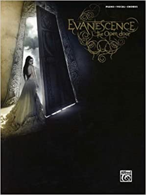 Evanescence: The Open Door Libro de partituras para Piano, Voz con ...