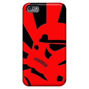 iphone 5c Durable phone carrying cover skin New Fashion Cases High stormtrooper