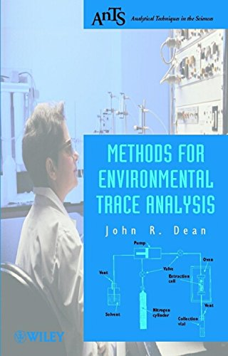 Methods for Environmental Trace Analysis (Analytical Techniques in the Sciences (AnTs) *)