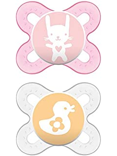 MAM Start (2 unidades), Mini chupetes de recién nacido ...