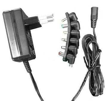 Cargador/alimentación teléfono inalámbrico E-Force ® para Alcatel todos modelos – 6 W/0.5 A)
