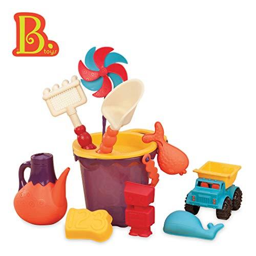 B. Toys  B.
