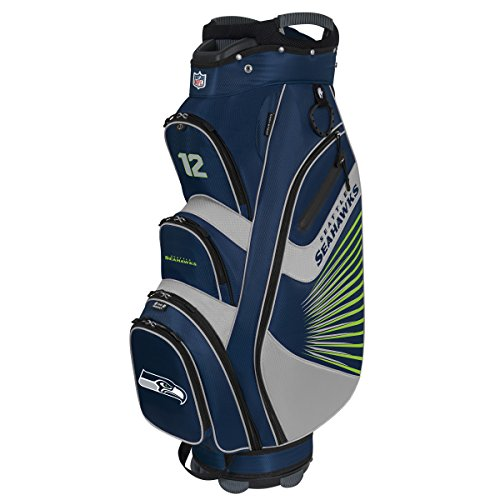 Team Effort NFL Seattle Seahawks The Bucket II Cooler Cart Bag