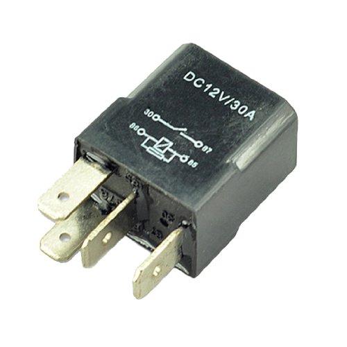 new car auto 30a 12v spst relay \u0026 socket kit for electric fannew car auto 30a 12v spst relay \u0026 socket kit for electric fan fuel pump horn