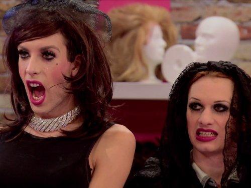 Drama Queens (Sexy Tv Stars)