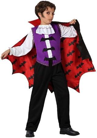 Atosa - Disfraz de vampiro para niño, talla 7-9 años (14992 ...