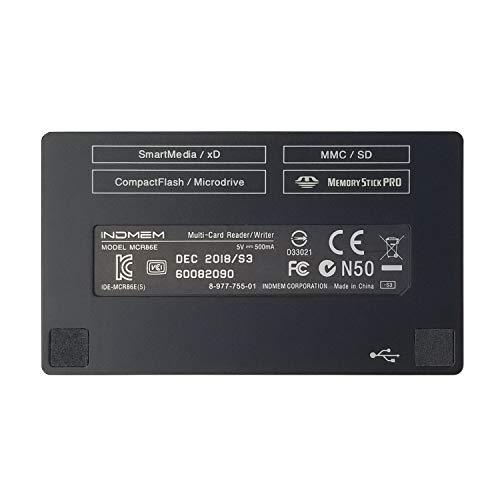 SmartMedia Card All-in-1 Card Read xD, SD, SDHC, MMC, Pro Duo, CF, Memory Mac, Linux