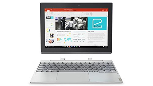 Lenovo ideapad Miix 320(10.1 x5-Z8350 4GB 64GBHome Mobile プラチナシルバー)