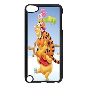 Custom LiuXueFei Phone caseWinnie The Pooh FOR IPod Touch 4th -Style-1