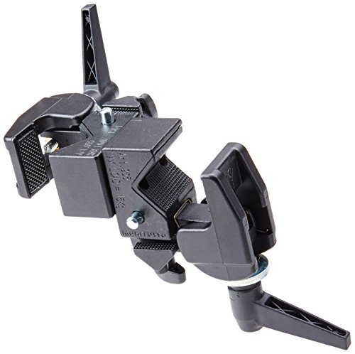 Manfrotto 038 Double Super Clamp [並行輸入品] B079FWKC8T