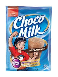 Choco Milk Pancho Pantera Pouch 12.3oz(350 grams) chocolate