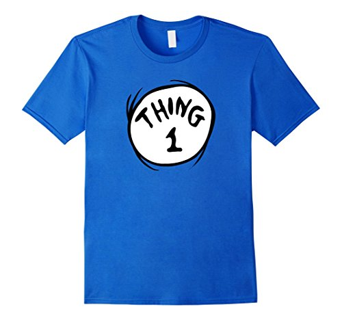 Dr. Seuss Thing 1 Emblem T-shirt