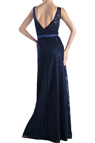 Victory Bridal - Robe - Crayon - Femme -  bleu - 50