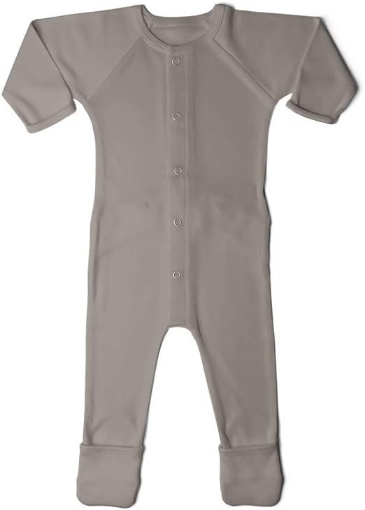 Organic /& Adjustable Goumikids Baby Footie Pajamas