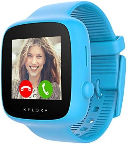 XPLORA GO – Teléfono reloj para niños (SIM