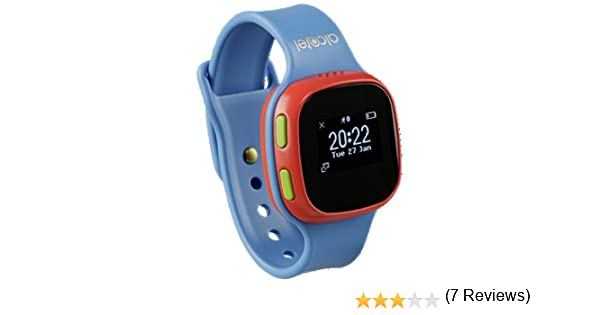Alcatel Move Time SW10 Reloj Inteligente Naranja OLED 2,41 cm (0.95