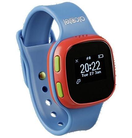 """Alcatel Move Time SW10 0.95"""" OLED GPS (satélite) Móvil Naranja Reloj Inteligente -"""