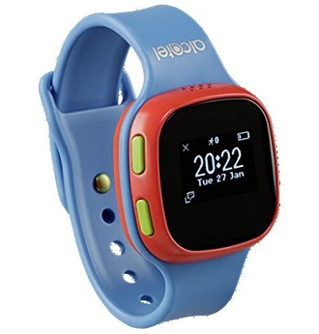 "Alcatel Move Time SW10 Reloj Inteligente Naranja OLED 2,41 cm (0.95"")"