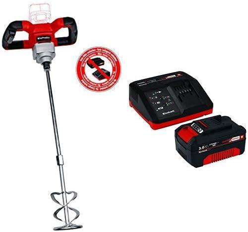 Einhell Akku Lampe Solo Power X-Change Original Einhell Starter Kit Akku und Ladeger/ät Power X-Change