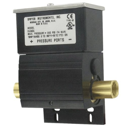 Dwyer DXW-11-153-1 Wet/Wet Differential Pressure Switches