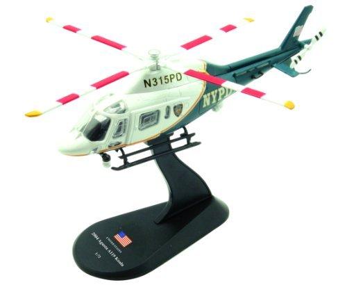 Agusta A119 Koala diecast 1:72 helicopter model