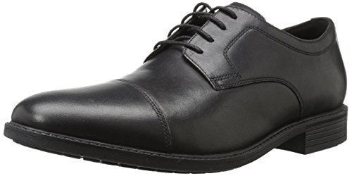 Bostonian Mens Delk Tempo Oxford Zwart