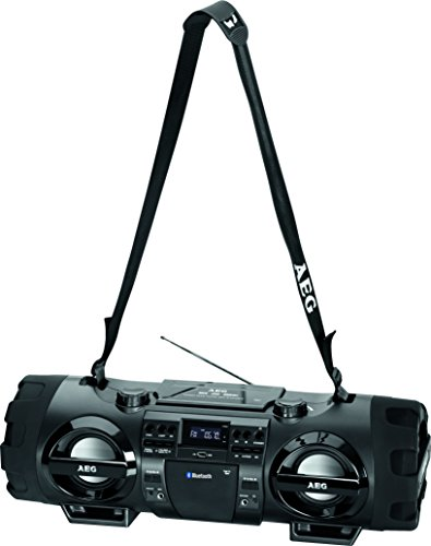 AEG SR 4360 BT Stereo-Radio mit Bluetooth/USB