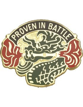 89th Military Police Brigade Unit Crest (Proven In Battle)