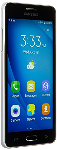 Simple Mobile Samsung Galaxy On5 4G Lte Prepaid Smartphone With Free  50 Unlimited Bundle
