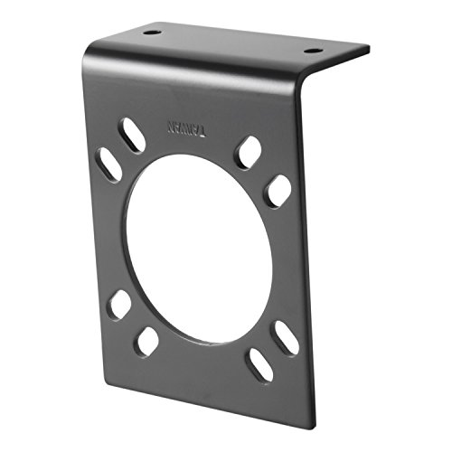 CURT 57205 Connector Socket Mounting Brackets -  Curt Manufacturing