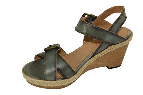 Con Cm Pikolinos Aperte Zeppa Donna Sandali Numero 9 40 Scarpe Jeans q7YEtaxwY