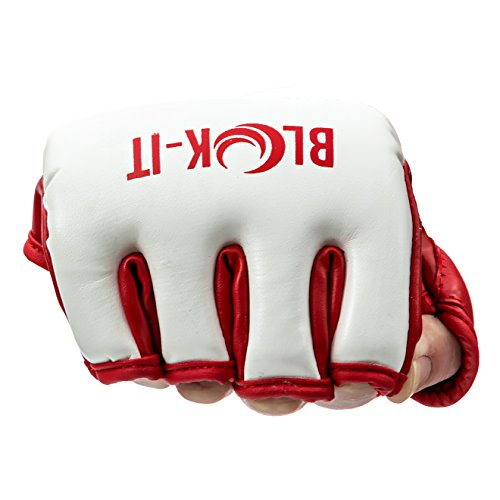 MMA Gloves for Mixed Martial Arts Sparring Blok-iT Grappling and Training