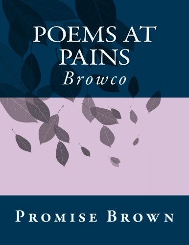 Poems At Pains: Brownco ebook